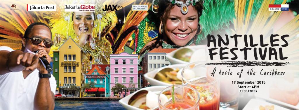 Affiche Antilles festival